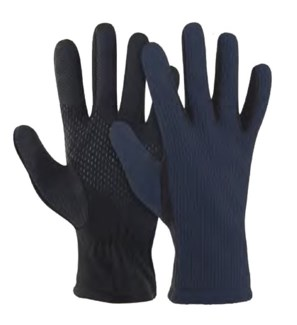 Fleece Gloves - Ribbed