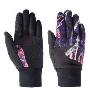 Ladies Stretch Fleece Gloves