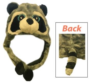 Critter Hat - Ralphie Raccoon