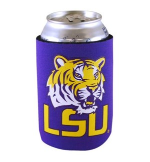 Louisiana State Can Koozie