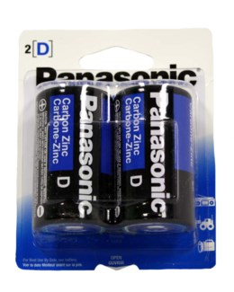 Panasonic D 2 Pack