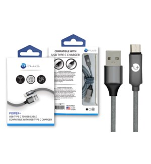 6' Type-C USB Cable