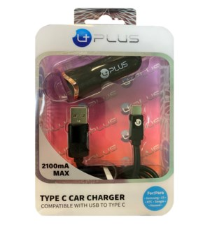 Type-C USB Car Charger