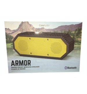 Armor Waterproof Wireless Bluetooth Speaker