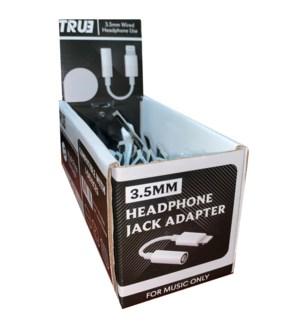 Bulk iPhone Headphone Jack Adapter