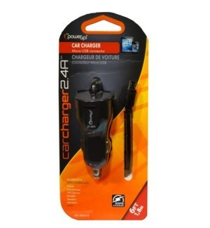 DC Charger 2.4 Amp Micro
