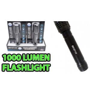 1000 Luman Flashlight