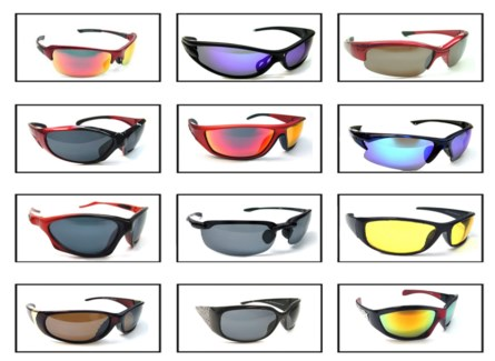 Sport Sunglasses - Group 25