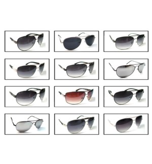 Men's Metal Sunglasses - Group 30