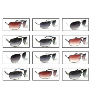 Men's Metal Sunglasses - Group 24