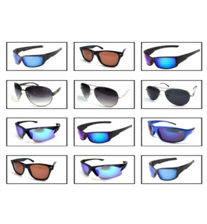 Men's Mixed Sunglasses