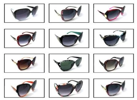 Ladies Sunglasses - Group 26