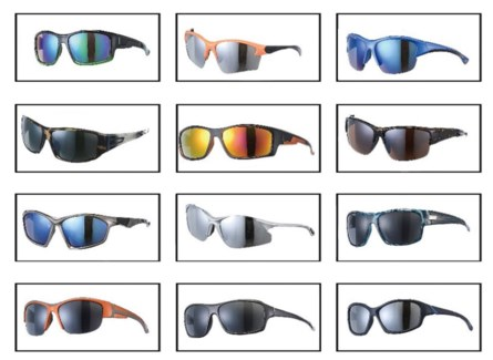 Sport Sunglasses - Group 32
