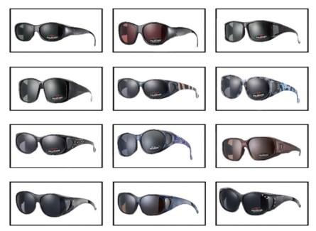 Polarized Sunglasses - Group 35
