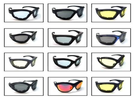 Biker Glasses - Group 28