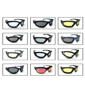 Biker Glasses - Group 28