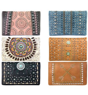 Assorted Clutches