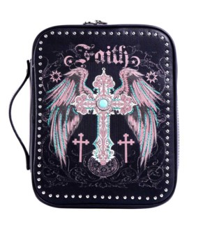 Holy Bible Cover - Black