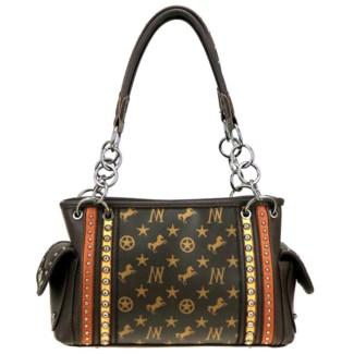 Faux-Fur Collection Handbag