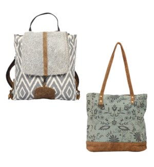 Assorted Bags & Totes