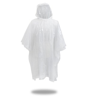 .4 mm Poncho - Clear