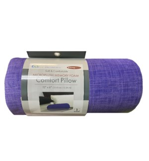 Assorted Memory Foam Rolls