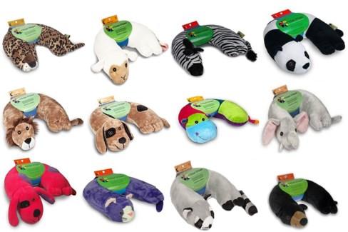Assorted Critter Pillows