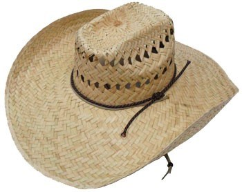 Straw Turn Up Hat
