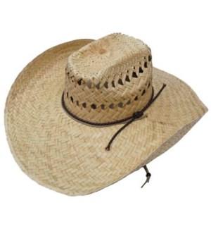 Straw Turn Up Hat
