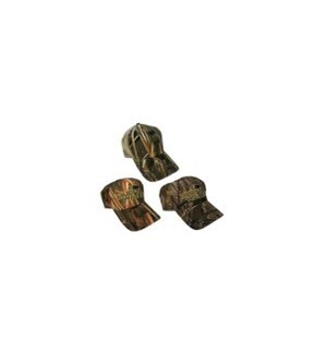 Muddy Water Camo Caps