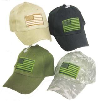 USA Logo Caps