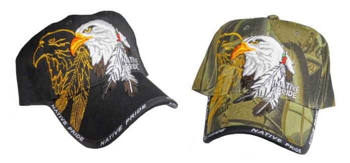 Native Pride Caps
