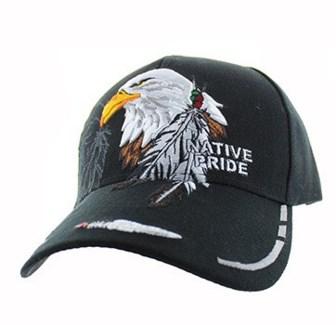 Native Pride Cap - Eagle