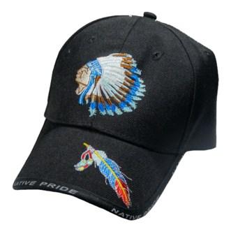 Indian Chief Cap