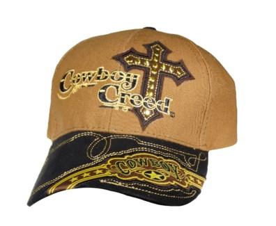 Cowboy Creed Cap