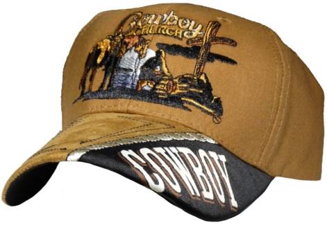 Cowboy Church Cap