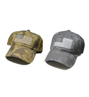 Assorted USA Flag Caps