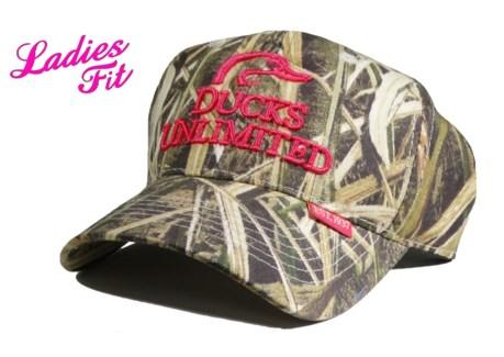 Ladies Ducks Unlimited Cap
