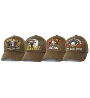 Digital Camo Military Caps