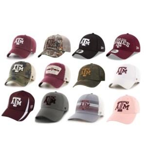 Texas A&M Caps