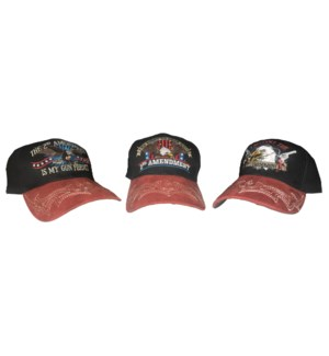 2nd Amendment Caps
