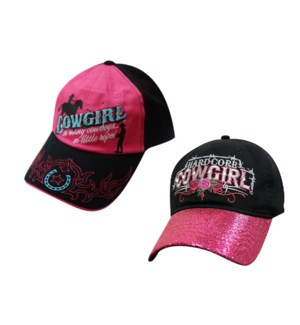 Cowgirl Caps
