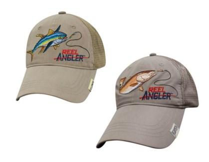 Reel Angler Caps