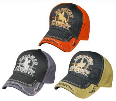 Cowboy Assortment Caps