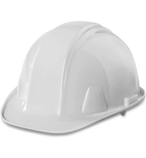 Safety Helmet - White