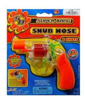 Snub Nose Gun