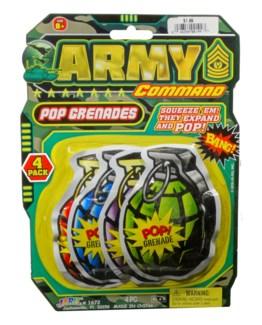 Pop Grenades