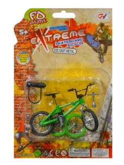 Extreme Skateboard Bicycle