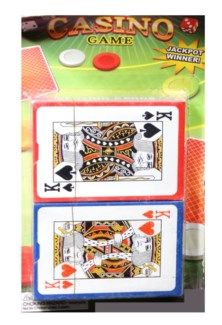 Playinc Cards