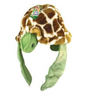 Sea Turtle Critter Cap